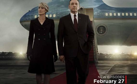 El regreso del matrimonio Underwood